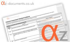 Common Assessment Standard Guidance