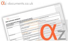 SafeContractor Assessment Guidance