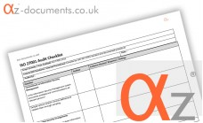 ISO 27001:2013 Requirements Checklists