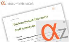 ENV1-1 Environmental Staff Handbook