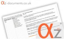 ER1 Issues Actions Register
