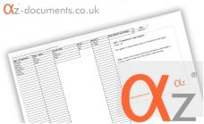 ER10 IT Equipment Logins Register