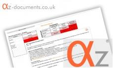 ER14 Hazard Risk Assessment Register