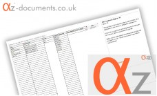 ER4 Equipment Vehicles Register