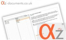 ER7 Enquiry Quote Register