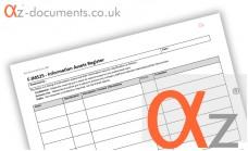 F-IMS25 Information Assets Register