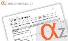 F-IMS28 - PESTLE Register