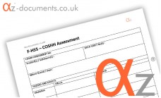 F-HS5 COSHH Assessment Form