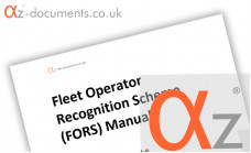 FORS Document Compliance Pack
