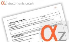 I-C-IMS Gap Analysis Checklists