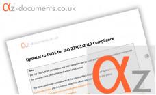 IMS1 - ISO22301 Manual