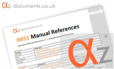IMS1 Manual References