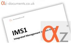 IMS1 - ISO9001 Manual