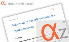 INF1-1 Information Security Awareness Staff Handbook