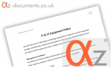 P-21 IT Equipment Policy