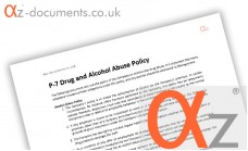 P-7 Drug and Alcohol Abuse Policy
