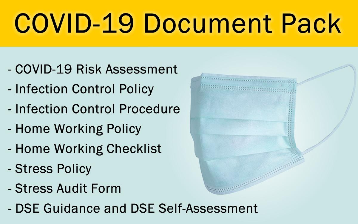 Free Coronavirus COVID-19 Document Pack